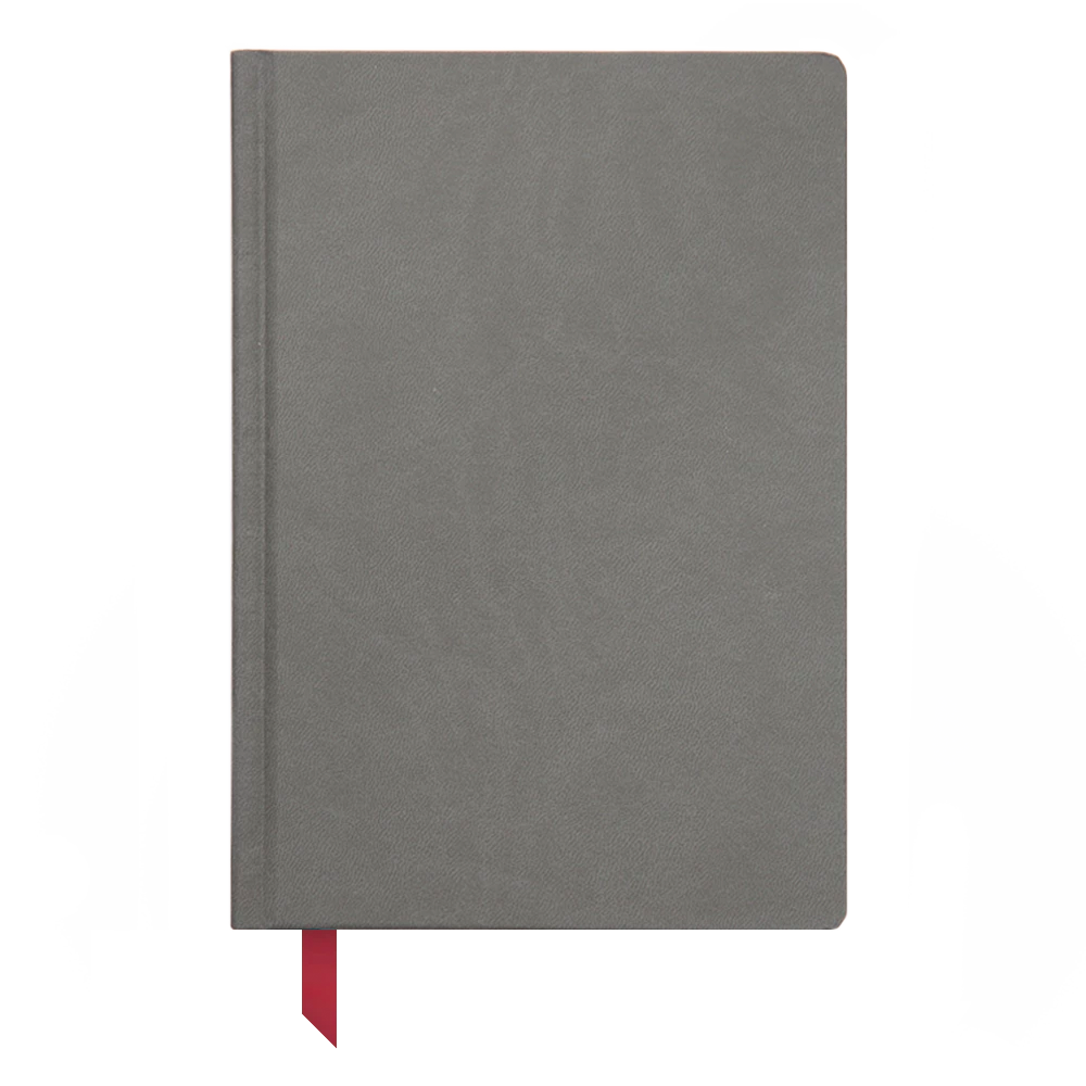 Ink+Volt Hardcover Notebook charcoal