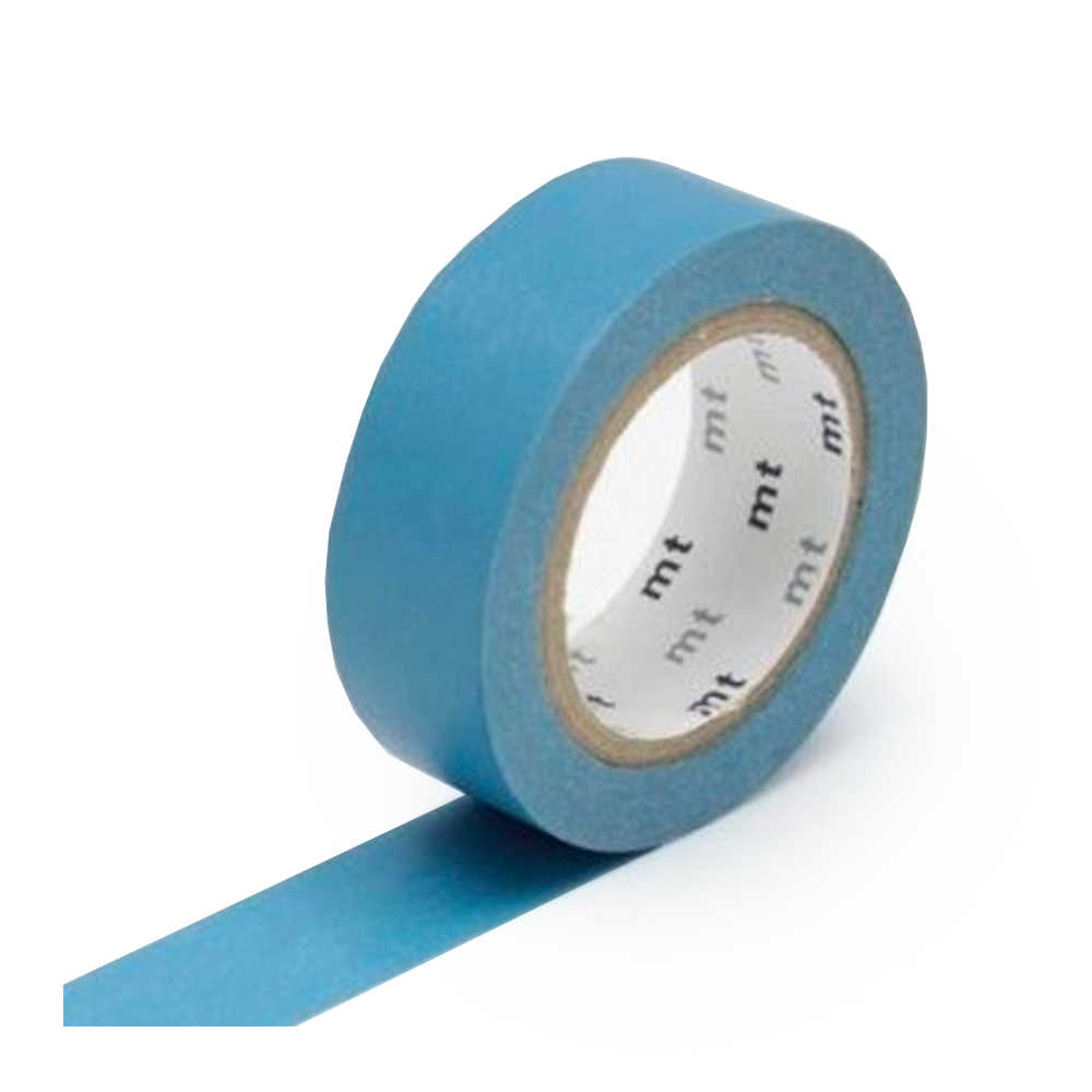 Washi Tape - Japanese-Inspired Solids asahanada