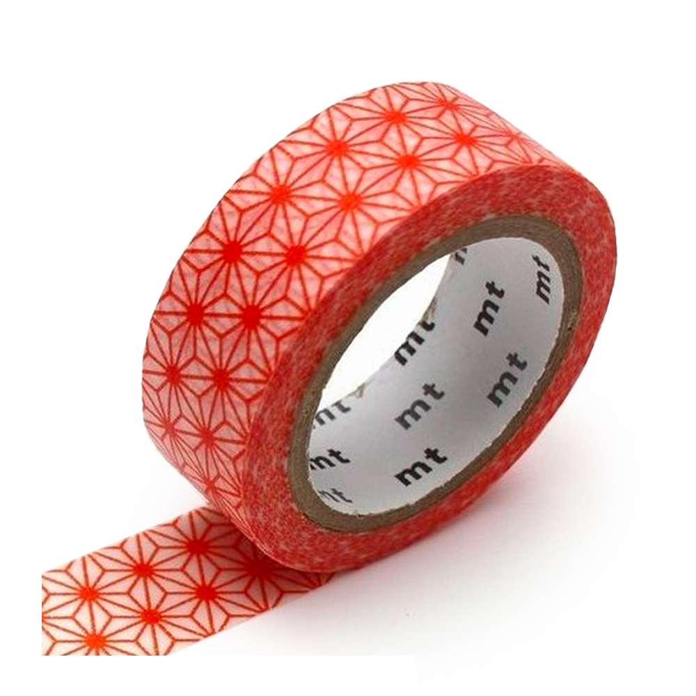 Washi Tape - Japanese Patterns akadaidai
