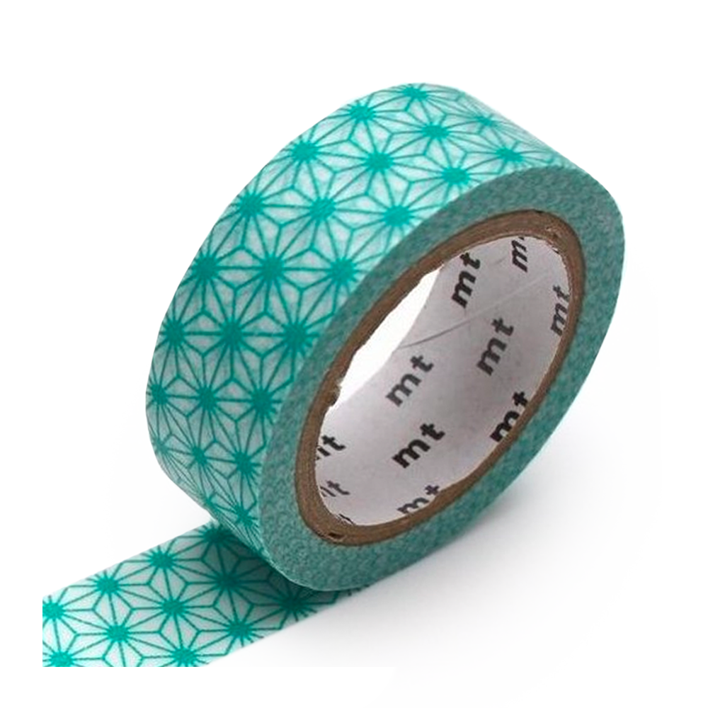 Washi Tape - Japanese Patterns hisui