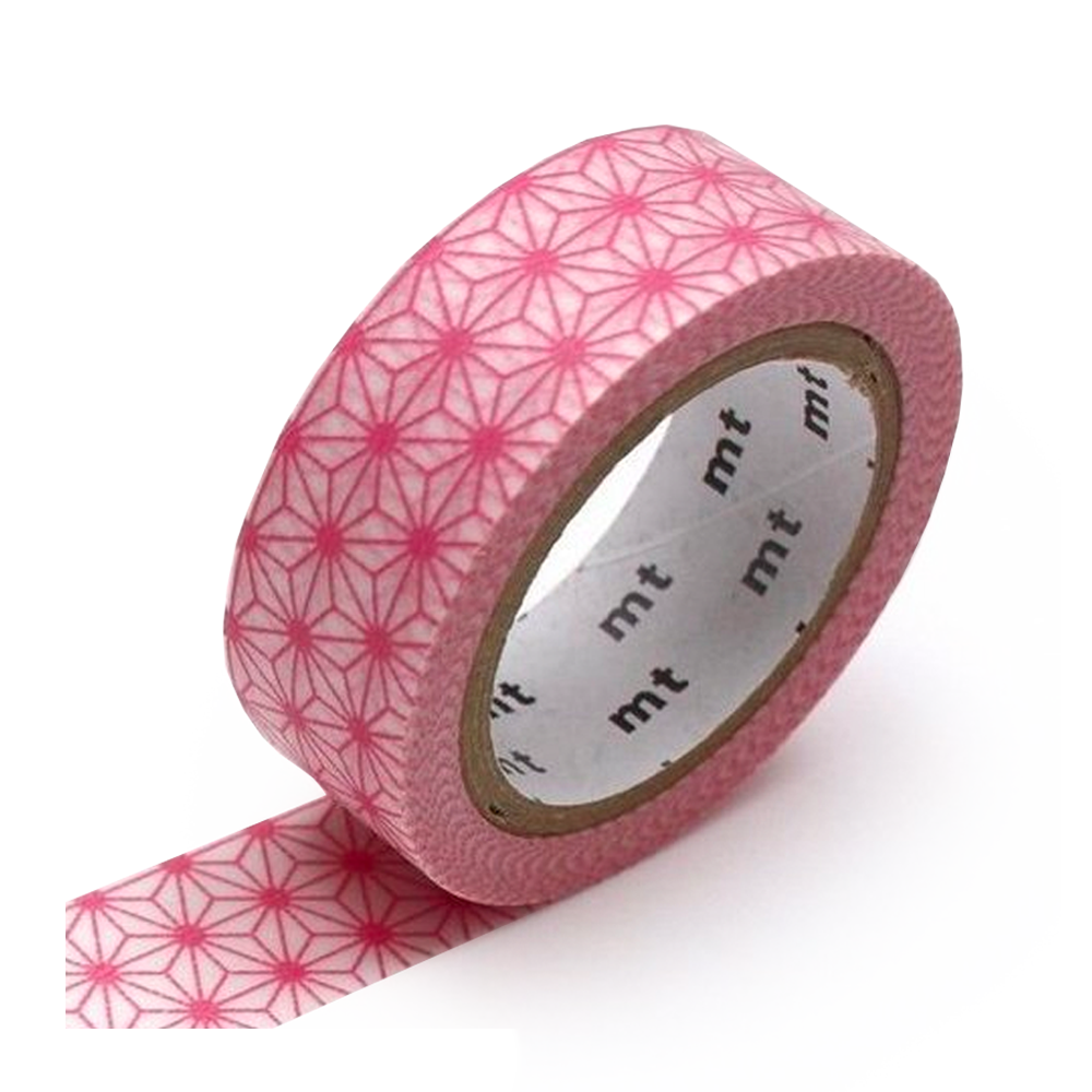 Washi Tape - Japanese Patterns momo