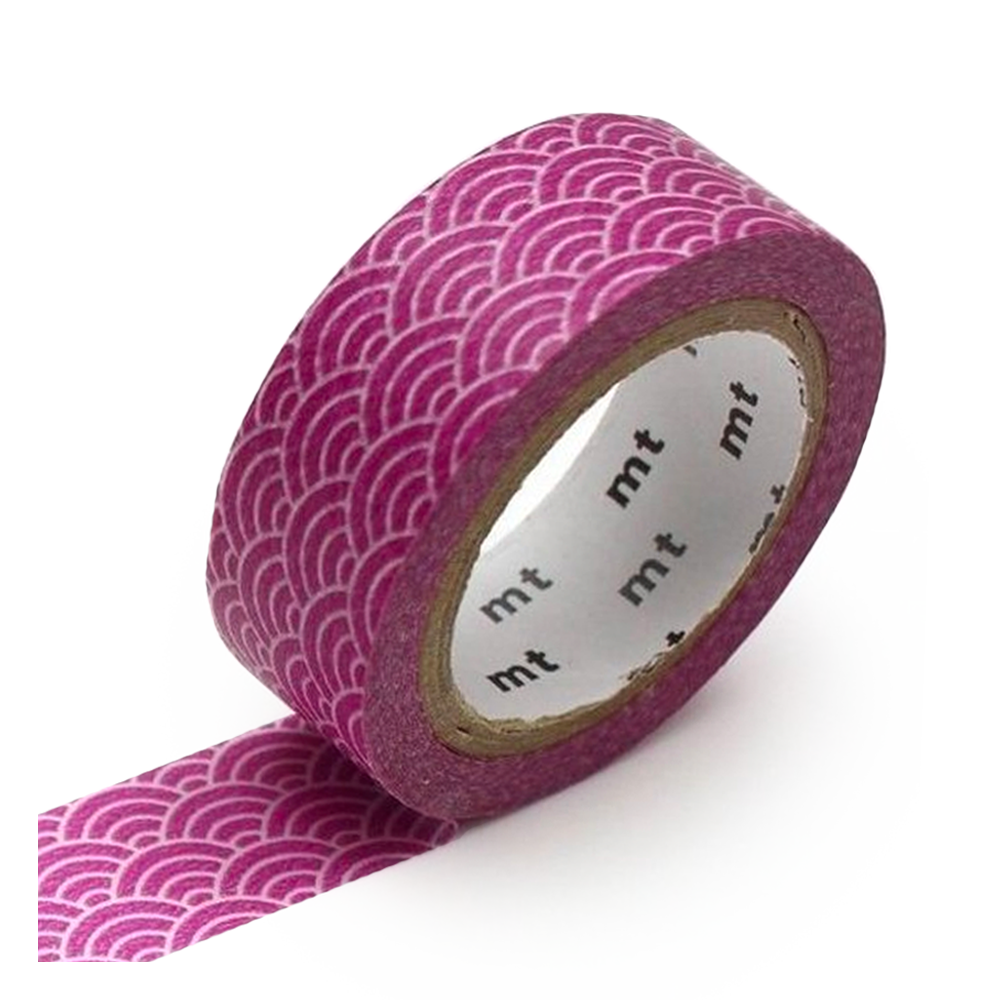 Washi Tape - Japanese Patterns wakamurasaki
