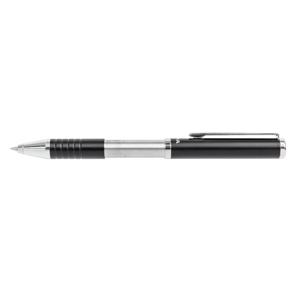 Zebra Collapsable Ballpoint Pen black