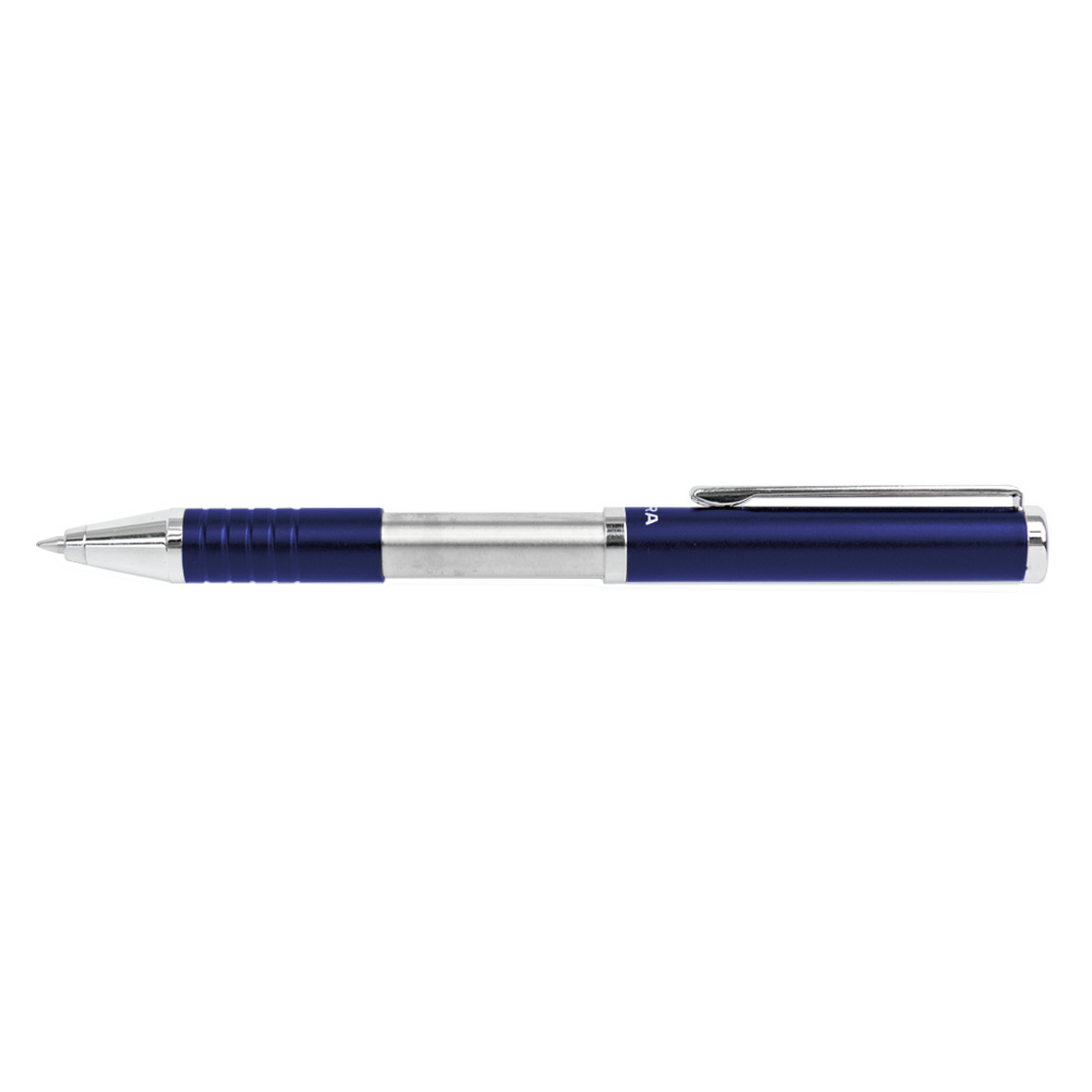 Zebra Collapsible Ballpoint Pen Navy