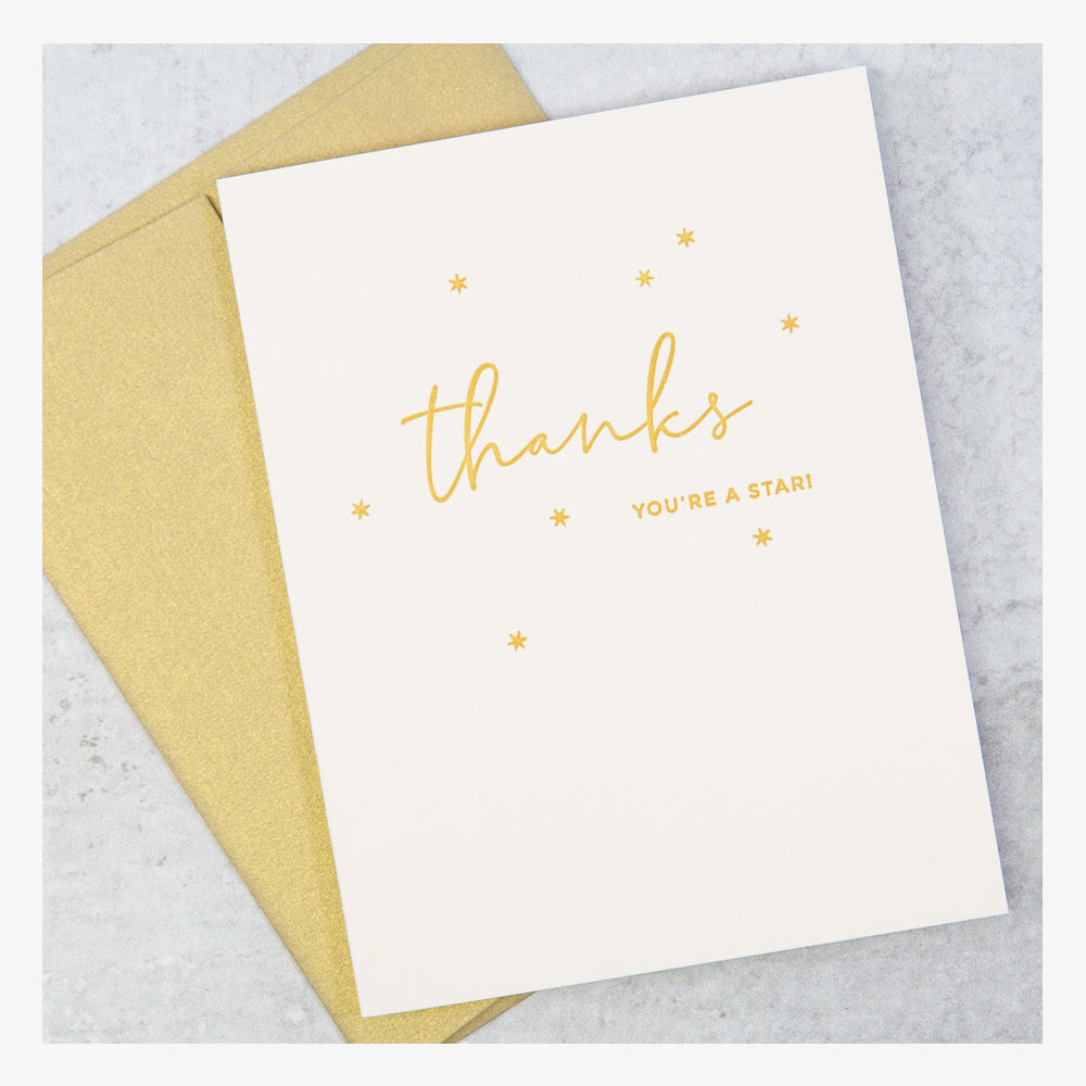 Mixed Occasion Card Set you're a star