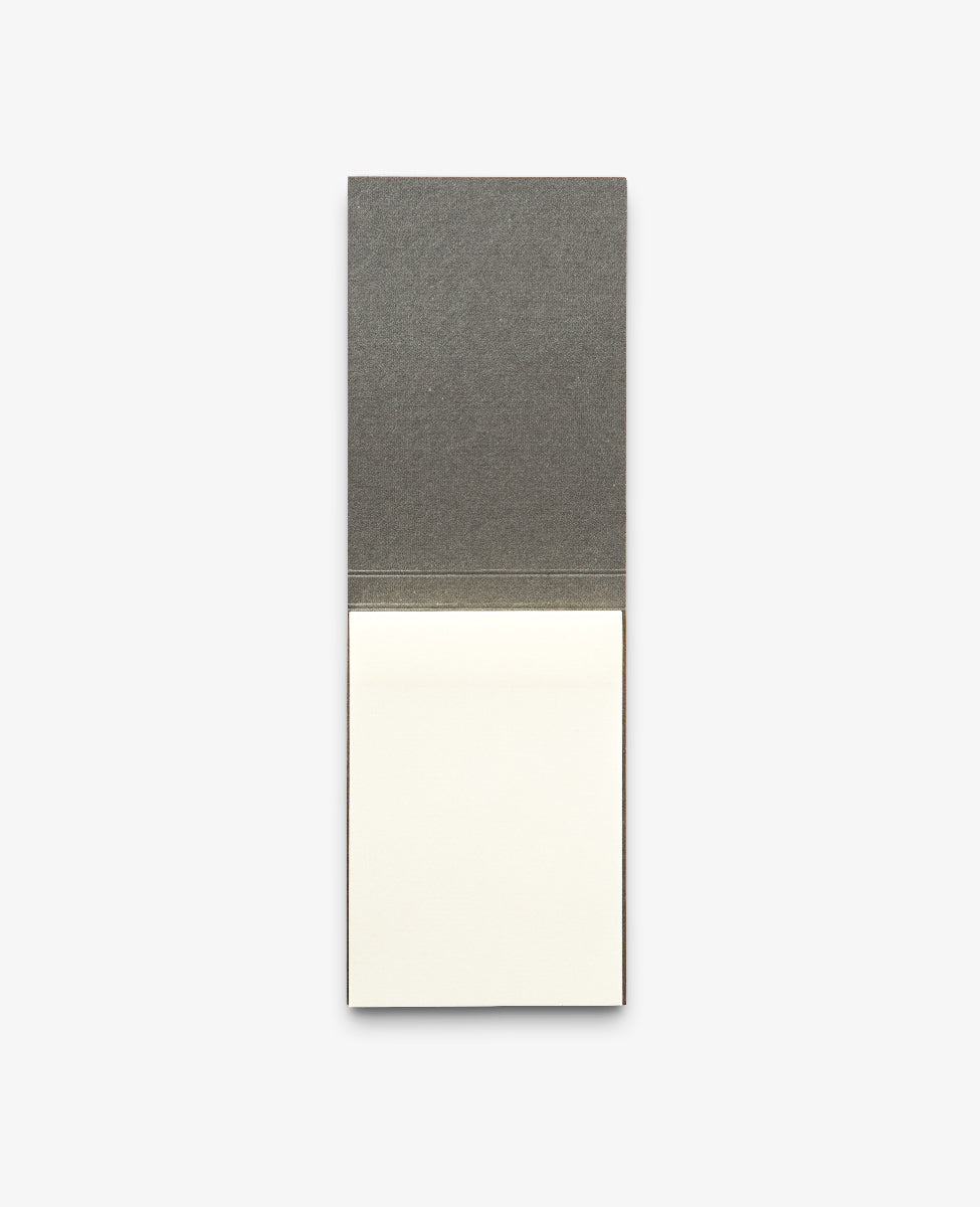 Kunisawa Find Sticky Memo Pad grey inside