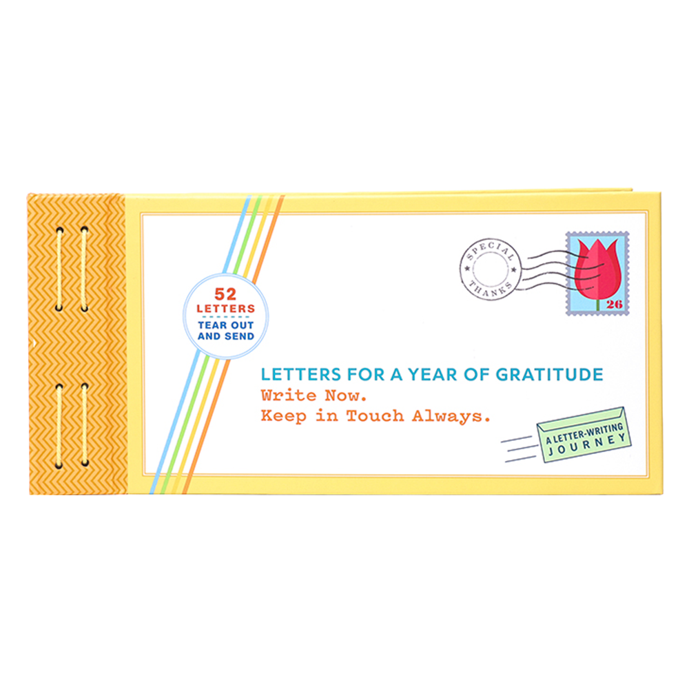 Lea Redmond Letters for a Year of Gratitude