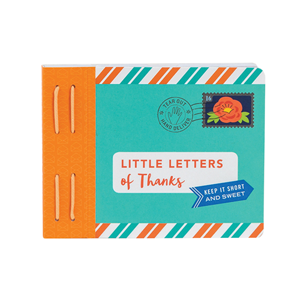 Lea Redmond Little Letters of Thanks