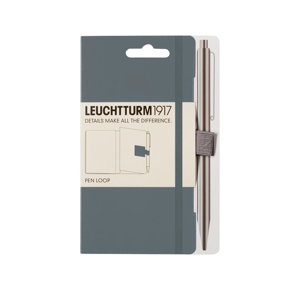 Leuchtturm1917 Pen Loop anthracite grey