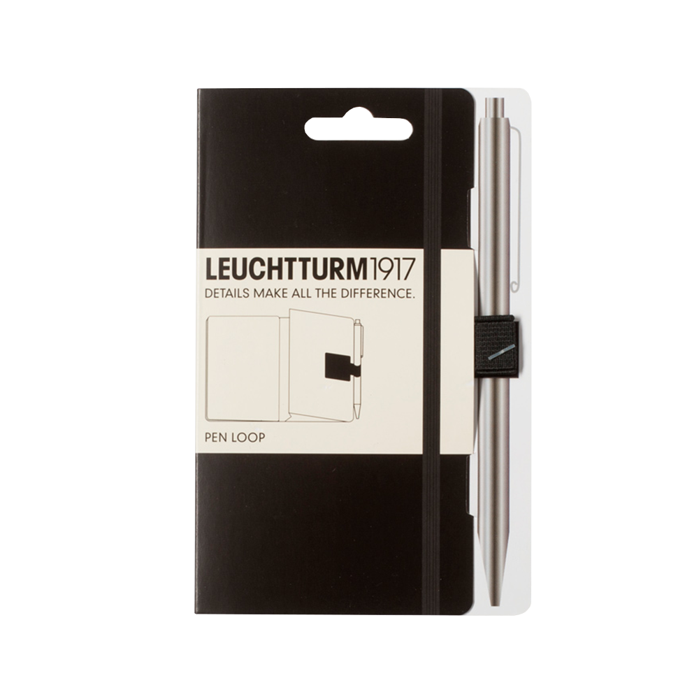 Leuchtturm1917 Pen Loop black