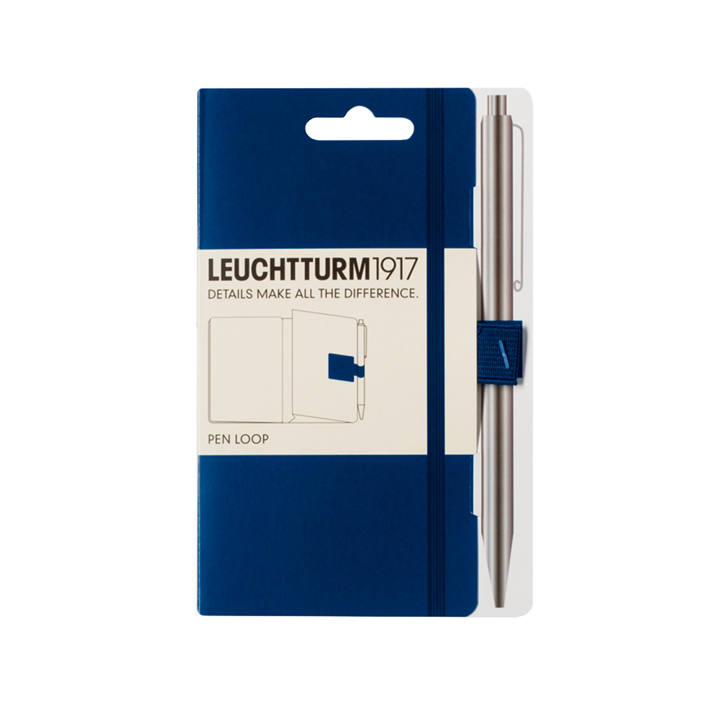 Leuchtturm1917 Pen Loop navy