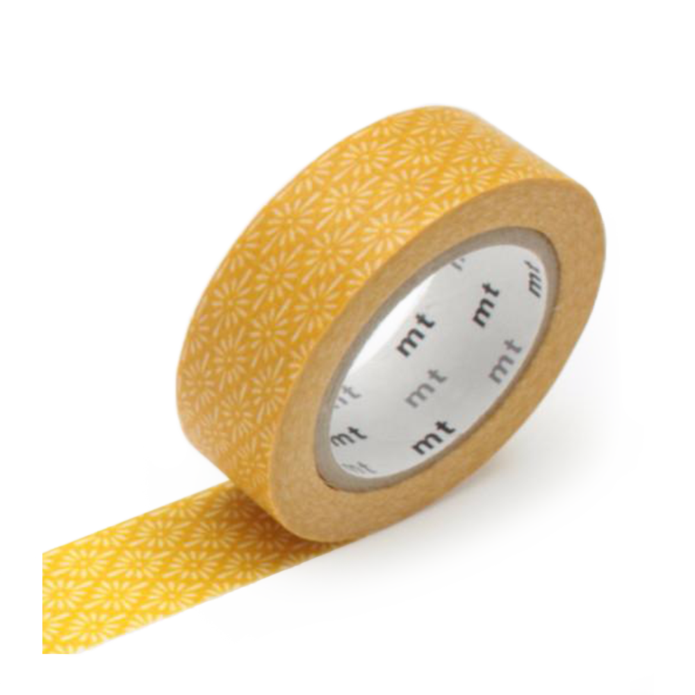 mt washi tape hanabishi Chrysanthemum