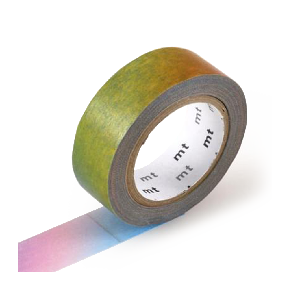 mt washi tape gradation