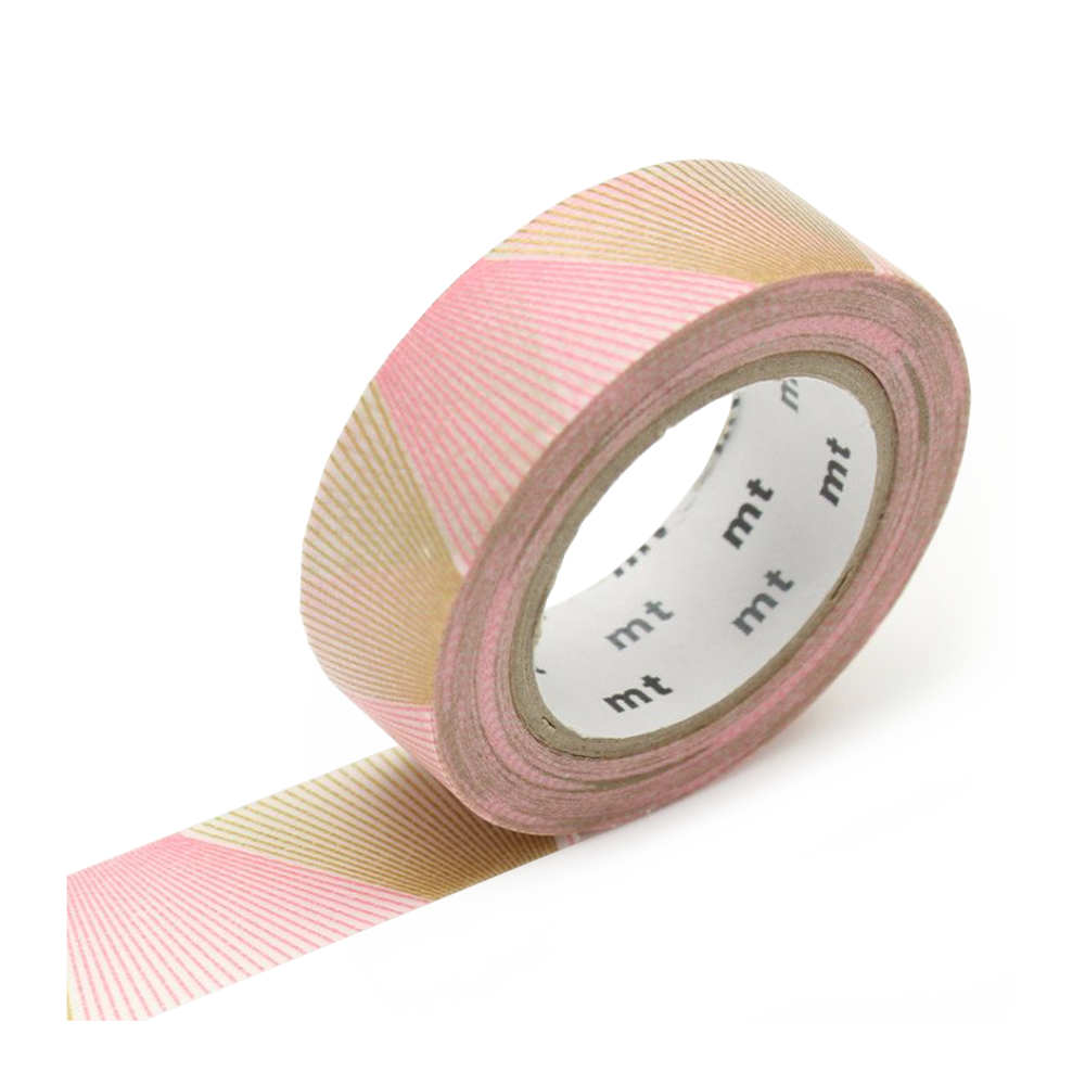 mt washi tape line gradation