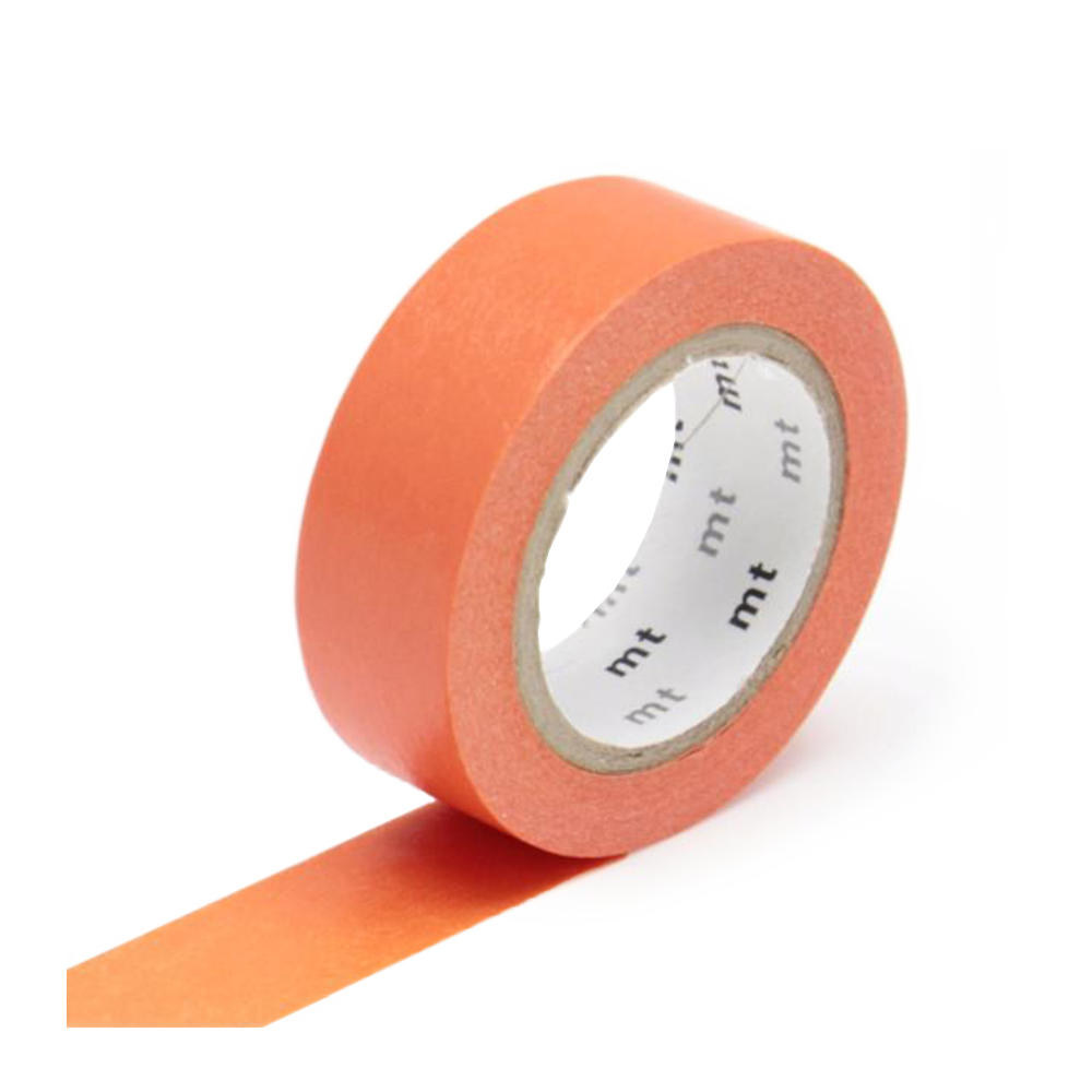 mt washi tape carrot