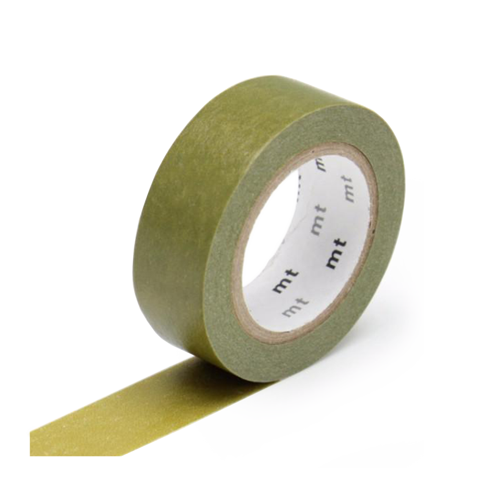 mt washi tape nightingale
