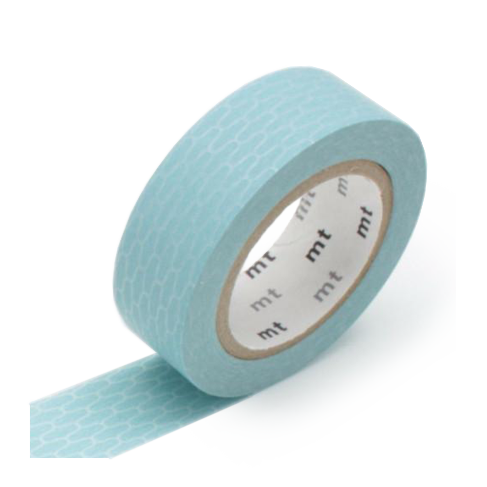 mt washi tape wicker celadon