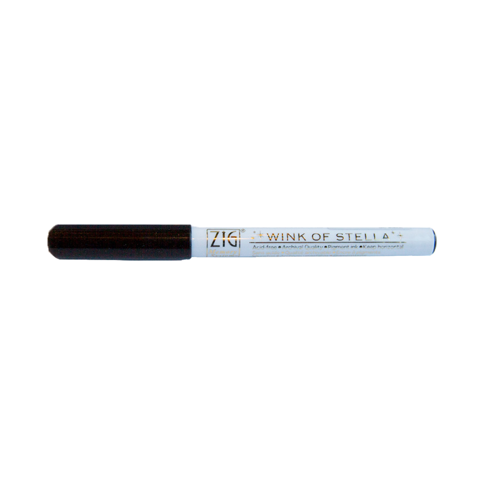 Wink of Stella Glitter Pen black