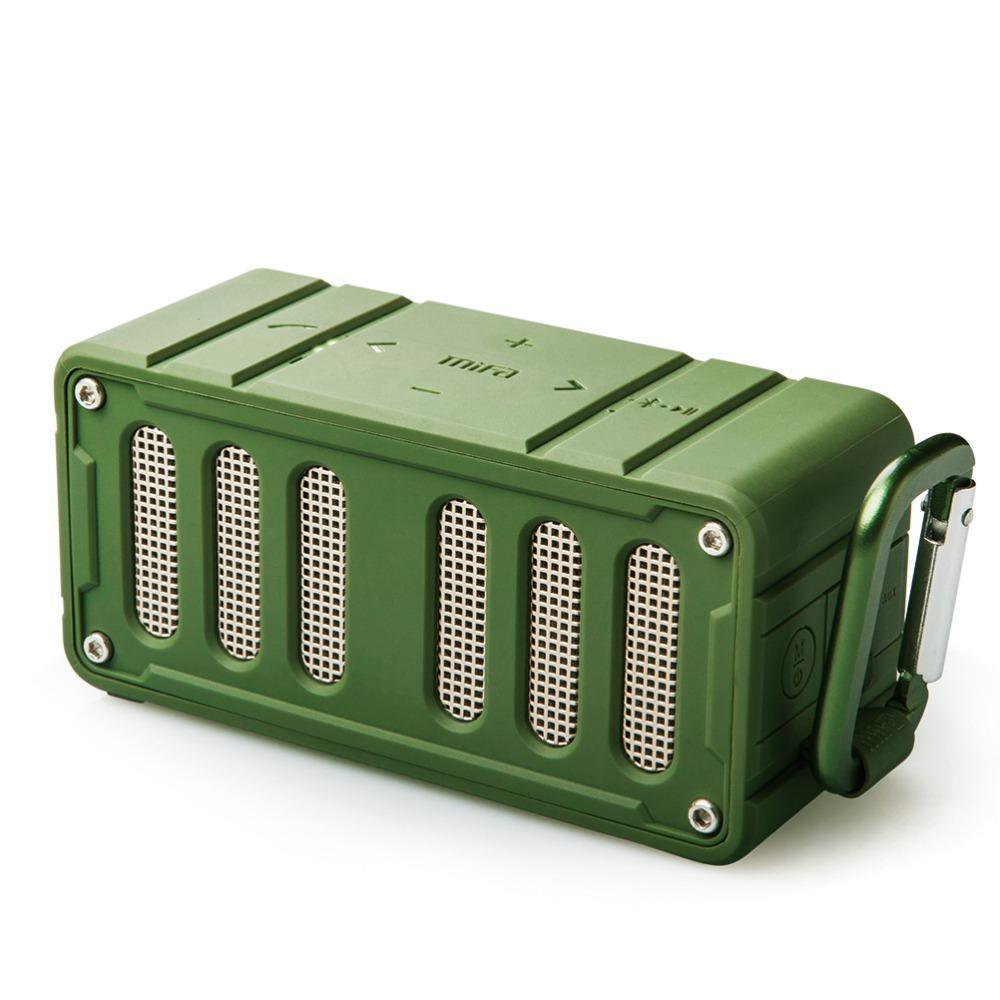 Nirvana Life Backyard F6 Outdoor Waterproof Bluetooth Speaker