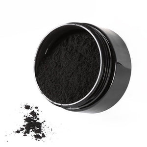 Nirvana Life Bathroom Bamboo Activated Charcoal Powder