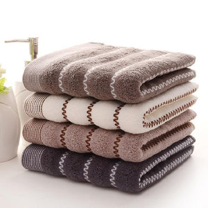 Nirvana Life Bathroom Bamboo Fiber Bath Towels