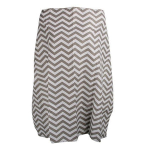 Nirvana Life Family Chevron Nursing Shawl