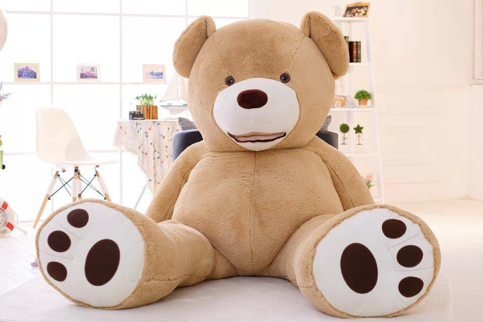 Nirvana Life Family Giant Teddy Bear