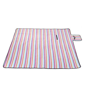 Nirvana Life Family Rainbow / 5.5' x 6.5' Outdoor Play-mat
