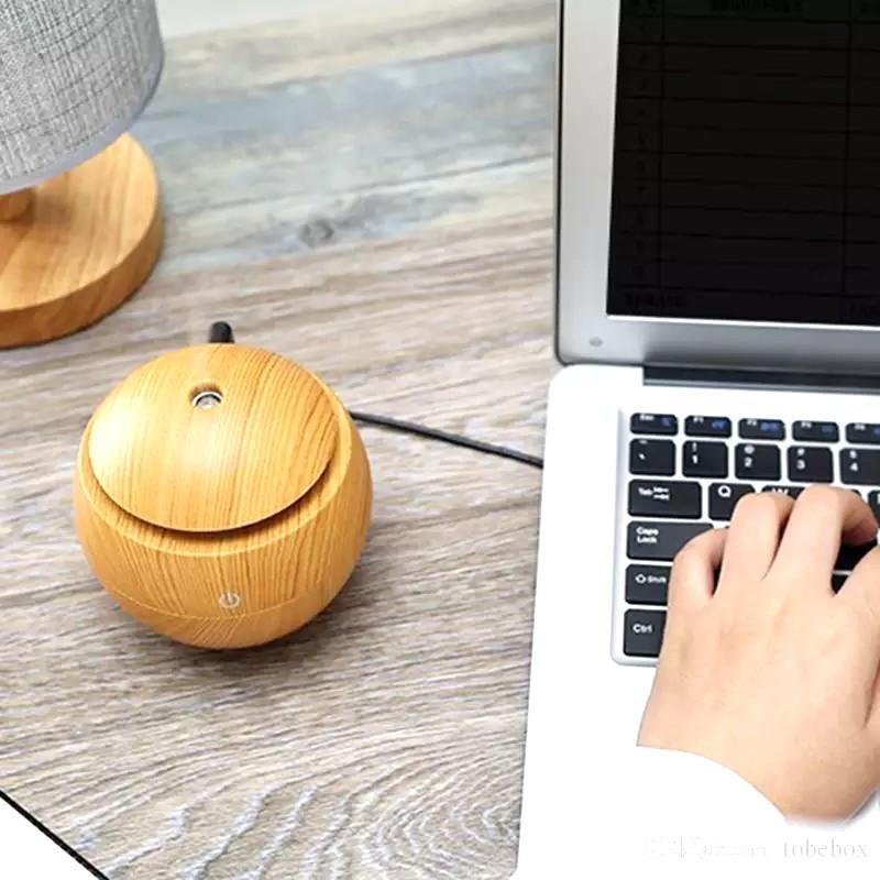 Nirvana Life Home Decor Small Aromatherapy Essential Oil Diffuser