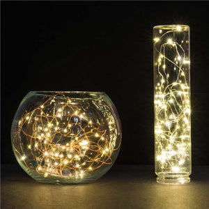 Nirvana Life Lighting LED Copper String Lights
