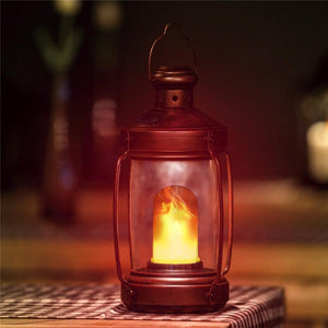 Nirvana Life Lighting LED Fire Lamp Bulb