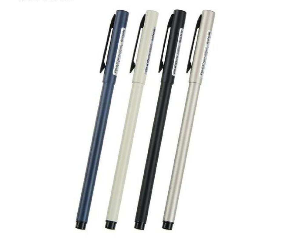 Nirvana Life Office Supplies Minimal Metal Pens