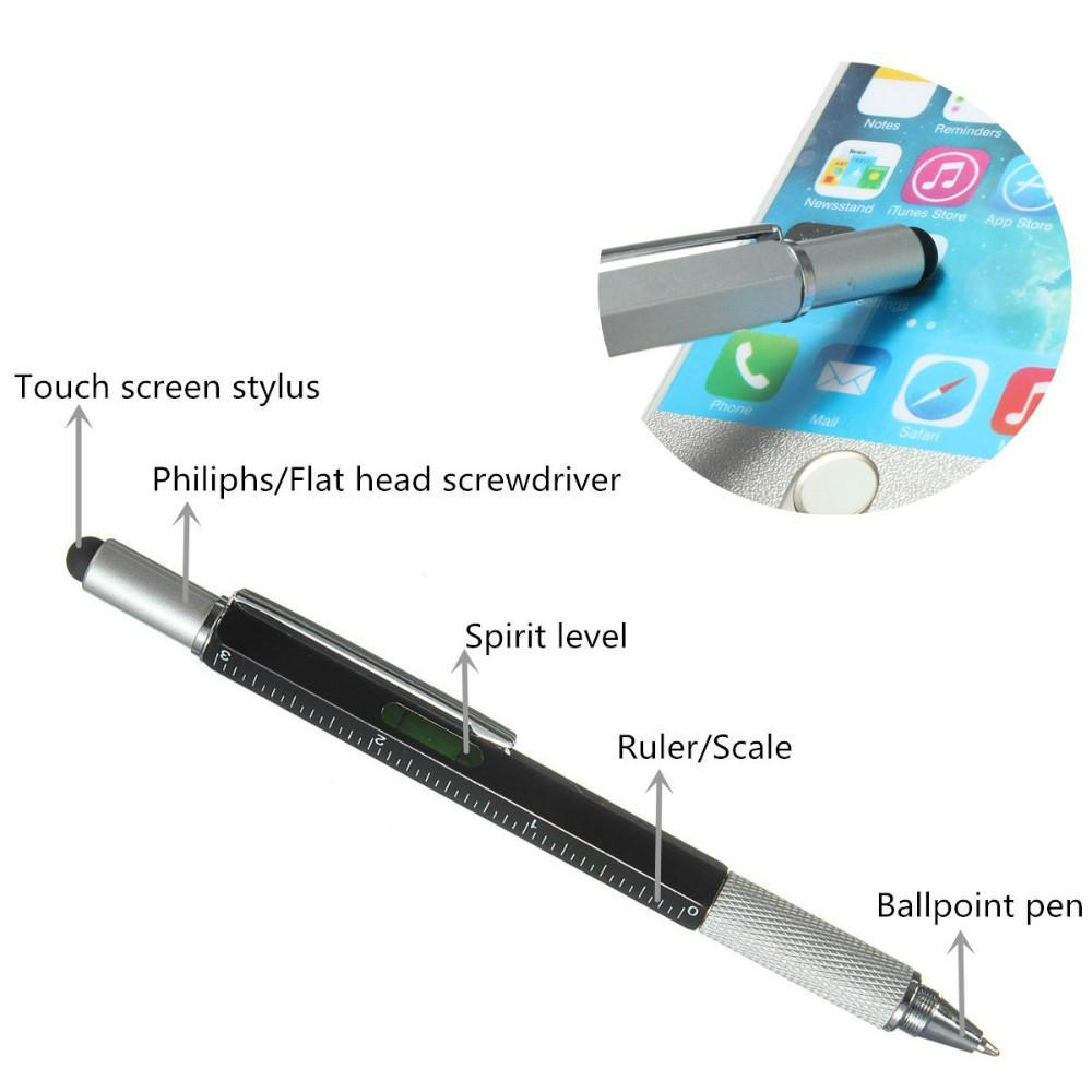 Nirvana Life Office Supplies Multitool Ruler Pen