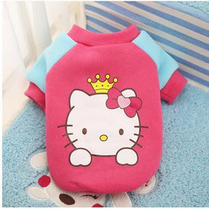 Nirvana Life pets Hello Kitty / XS Cartoon Pet Sweaters