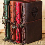 Nirvana Life Stationary Leather-back Anchor Journal