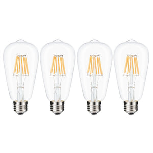 LED Dimmable Vintage Edison Bulbs