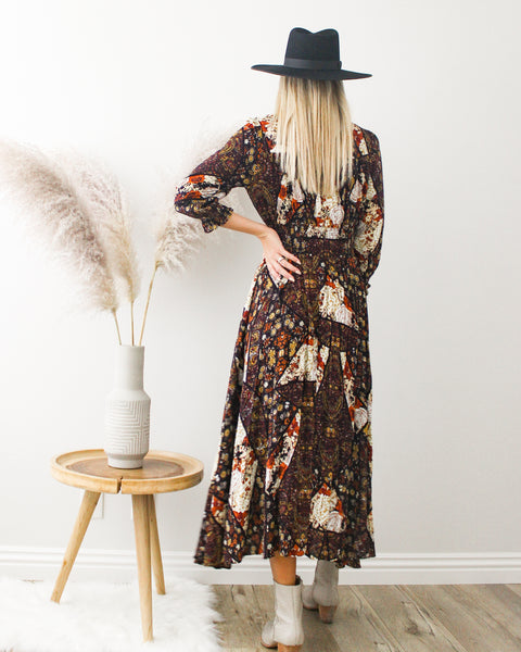 Moscow Maxi Dress