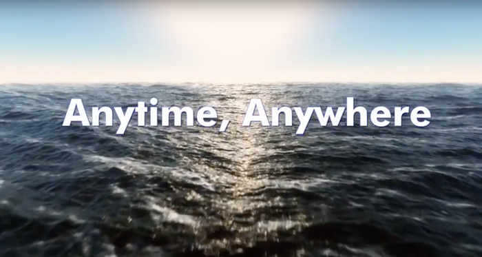 """Anytime, Anywhere"" Music Video Download"