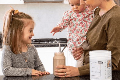 Can My Child Take Protein Powder?