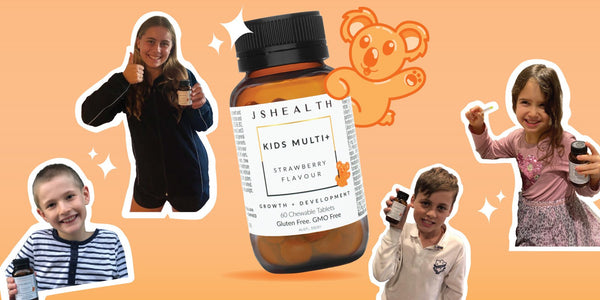 Our Kids Multi+ is here!! - JSHealth Vitamins Aus