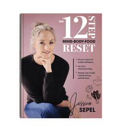12 Step Mind Body Reset (Book 3) - JSHealth Vitamins Aus