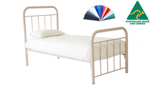 Abigail King Single Bed frame