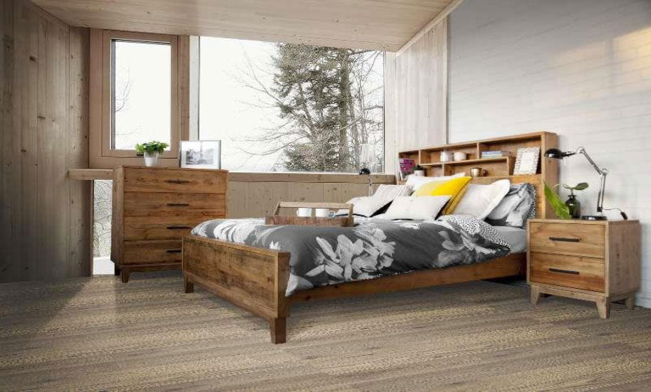 Bathurst King Single Bed Frame