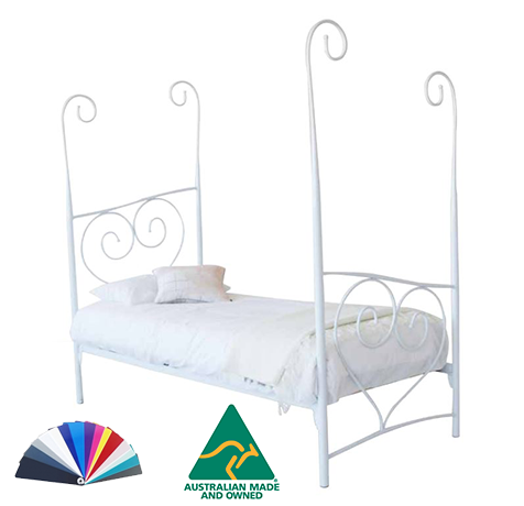 Dream Catcher King Single Bed Frame