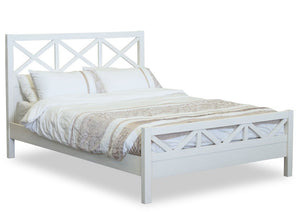 French Provence Double Bed Frame