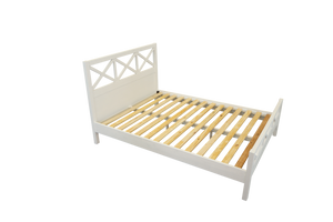 French Provence King Bed Frame