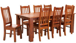 Florida Dining Suite - 9 Piece