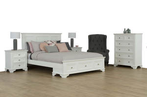 Hampton King Bed Frame