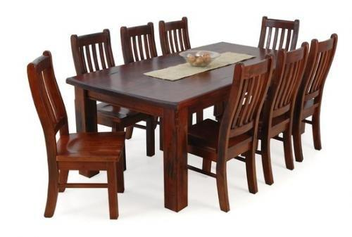 Fitzroy Dining Suite - 9 Piece
