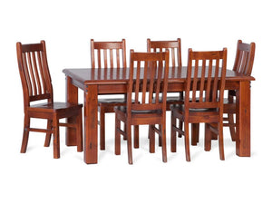 Fitzroy Dining Suite - 7 Piece